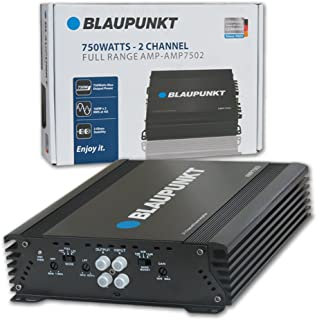Blaupunkt 750W 2 通道全程放大器 (AMP7502)