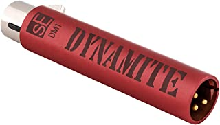 [sE Electronics] DM1 DYNAMITE 有源麦克风前置放大器