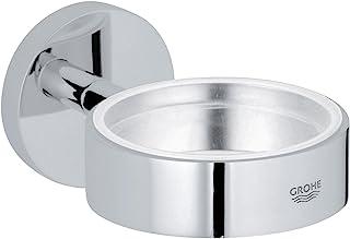 GROHE 高仪 基本必需品支架,适合玻璃,肥皂盒或皂液器等