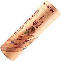 Marco 马可 48支原木色彩色铅笔 6100-48CT(彩色)