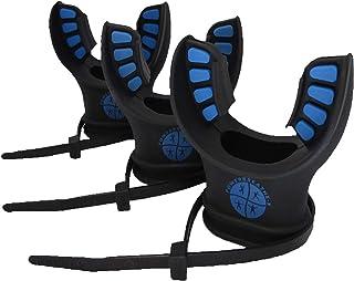 水肺潜水吹口替换装,*管和调节器。