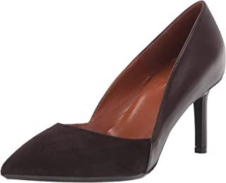 Aquatalia 女士混合材质高跟鞋