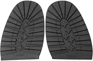 TOPINCN 防滑垫靴橡胶防滑鞋底保护棒 适用于鞋子抓握 底部靴防滑橡胶鞋底保护器(正面)