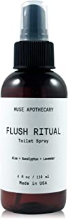Muse 沐浴*冲洗 - 香薰清爽,4盎司(约113.4克),含有天然精油 Aloe + Eucalyptus + Lavender 1包