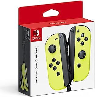 Nintendo 任天堂 Joy-Con 手柄 Joy-Con (L)/(R) 霓虹黄