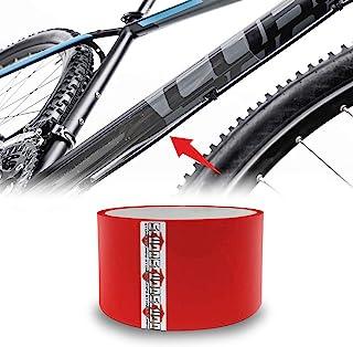4R Quattroerre.it 中性成人16722 胶带 Scudo 卷用于保护自行车框架,8 x 150 厘米,厚度0.8 毫米,多色,均码