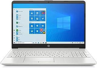 HP 惠普 15-dw1219ng (15.6英寸 / 全高清) 笔记本电脑 ( 英特尔奔腾 Gold 6405U , 8GB DDR4内存 , 256GB 固态硬盘 , 英特尔 UHD 显卡 , Windows 10 , QWERTZ ) 银色
