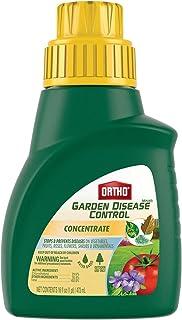 Ortho MAX Garden Disease Control 浓缩液,16 盎司,473毫升