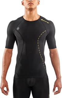 SKINS Mens DNAmic Men's Compression Short sleeve Top