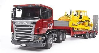Bruder Scania R 系列水泥搅拌机卡车