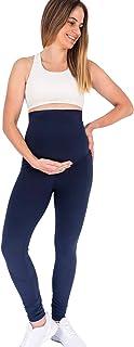 LoveMae 孕妇运动服健身打底裤腹部孕妇打底裤