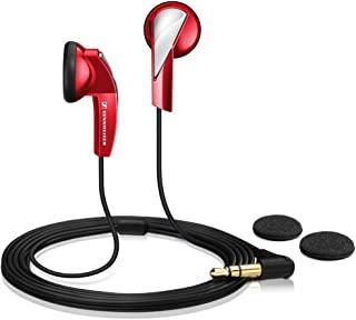 Sennheiser 森海塞尔 MX 365 耳机-红色