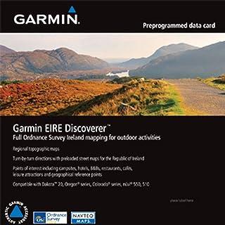 Garmin EIRE Discoverer 东南爱尔兰地图 microSD 卡