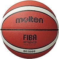 Molten BG3800 系列室内/室外篮球,FIBA 批准,5 号