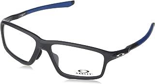 Oakley 欧克利 男式 Ox8080 Crosslink Zero 亚洲修身方形眼镜架