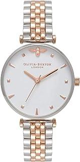 Olivia Burton 女式白色表盘手表 – OB16AM93