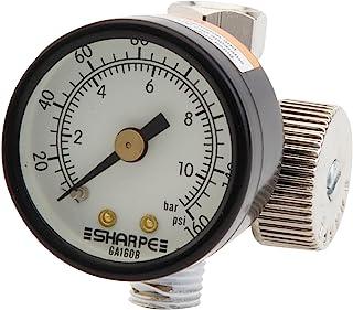 Graco-Sharpe 2210 24AAV 空气调节阀 带量计