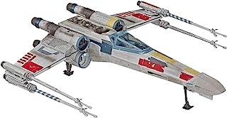 Hasbro 孩之宝 星球大战(Star Wars) Vintage Collection 卢克·天行者(Luke Skywalker)红色5 X翼战斗机3 3/4英寸(约9.53厘米)模型