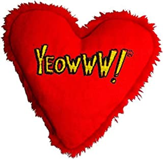 Yeowww Hearrt 攻击猫薄荷玩具