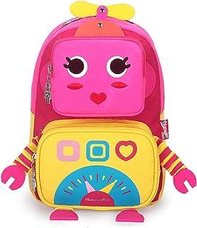 幼儿背包机器人幼儿园学前袋 3D 可爱卡通儿童书包 男孩女孩适用
