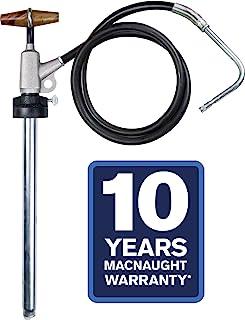 Macnaught C7 高级齿轮油手泵 5 加仑 10 年保修