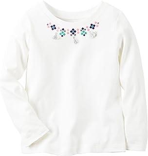 Carter's 卡特女童针织时尚上衣 273g556