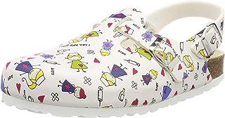 Weeger 女式 41610 工作洞洞鞋