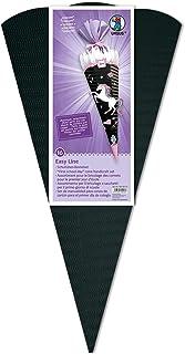 Ursus 9870016 手工套装 Easy Line 入学礼包,独角兽,六角形糖果袋 68 厘米高,顶部 20 厘米宽,可自行手工制作,由预冲压 3D 瓦楞纸板 260 克/平方米,适用于入学