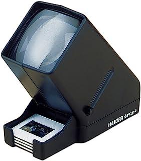 Kaiser 202006 Diascop 4 观众 3x 镜头(黑色)
