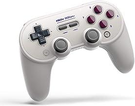 8Bitdo Sn30 Pro+ 蓝牙游戏手柄(G 经典版) - Nintendo Switch