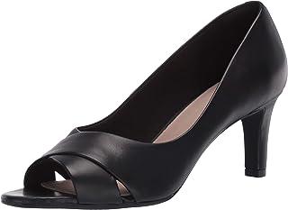 Clarks 女式 Alice Fern 高跟鞋