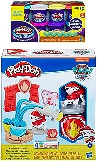 Play Doh Nickelodeon 救援毛毛毛玩具套装 + Play Doh Plus 复合材料