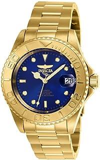 INVICTA 男式 Pro Diver 自动蓝色表盘男式手表 26997 蓝色