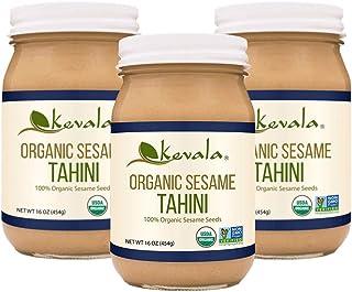 Kevala Organic Tahini, 3 Count