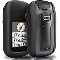 TUSITA 保护套带屏幕保护膜 Garmin eTrex 10 20 20X 30 30X - 硅胶保护套皮肤 - 手…