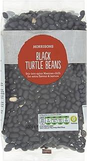 Morrisons Black Turtle Beans, 500 g, Pack of 5