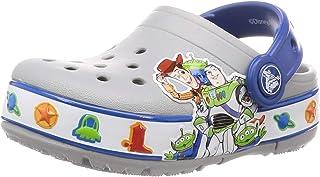 Crocs 卡駱馳 Crocs 風扇 愛情 『玩具總動員』 系帶休閑洞洞鞋兒童