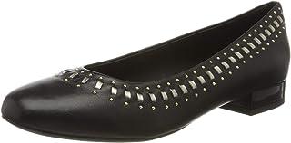 Geox 健乐士 D Wistrey A 女士浅口芭蕾鞋