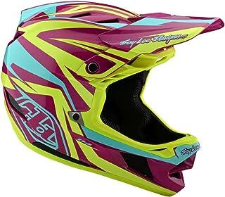 Troy Lee Designs D4 Composite Freedom 2.0 成人越野 BMX 自行车头盔