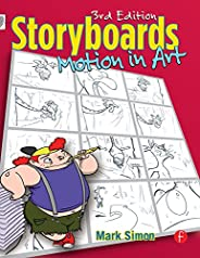 Storyboards: Motion In Art (English Edition)