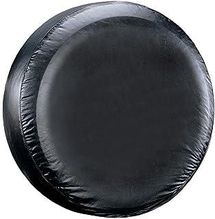 Leader Accessories 通用型 28-30 英寸(约 71.1-76.2 厘米)备用轮胎套,适用于吉普、拖车、汽车、卡车轮,黑色