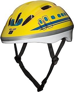 BRUJULA(布鲁日拉)儿童头盔 新干线 923形*黄色