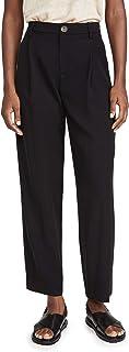 Vince 女式高腰锥形裤