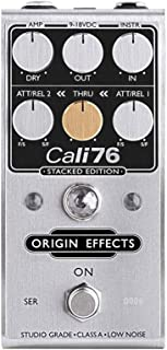 Origin Effects CALI76 堆叠版压缩机踏板