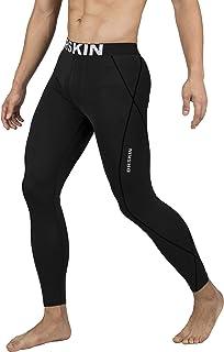 DRSKIN 压缩紧身裤 打底裤 女式 跑步打底裤