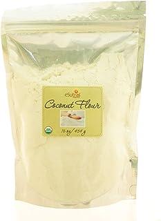 Esutras Organics Coconut Flour, 16 Ounce
