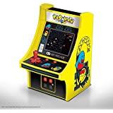 My Arcade Micro Player 迷你街机:Pac-Man 视频游戏,完全可播放,6.75 英寸(约 16…