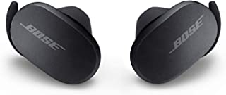 Bose QuietComfort 降噪无线耳塞式耳机,三重黑,非常有效