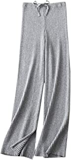 SANGTREE 女式羊绒阔腿裤