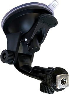 Collyon 挡风玻璃支架,吸盘安装支架汽车挡风玻璃吸盘相机支架适用于 7 英寸显示屏备用摄像头
